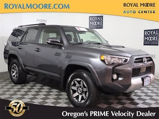 2020 Toyota 4Runner TRD Off-Road Premium 4