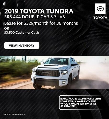 November 2019 Toyota Tundra
