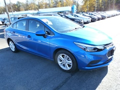 Used 2017 Chevrolet Cruze LT Sedan 1G1BE5SM0H7129360 in Cortland, NY