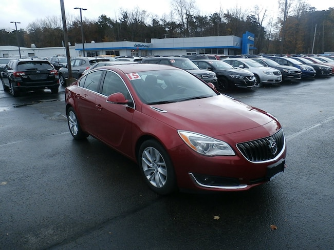 2015 Buick Regal Sedan