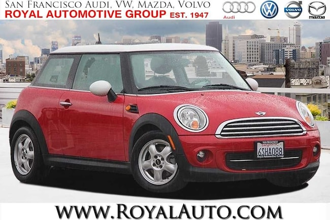 2011 MINI Cooper Base Hatchback