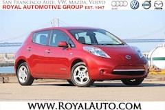 2011 Nissan Leaf SL Hatchback