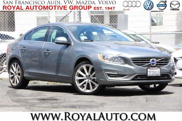 Certified Used Volvo Cars in San Francisco near Oakland CA