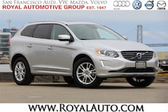 Certified Pre-Owned 2016 Volvo XC60 T5 Drive-E Platinum SUV 822688P in San Francisco