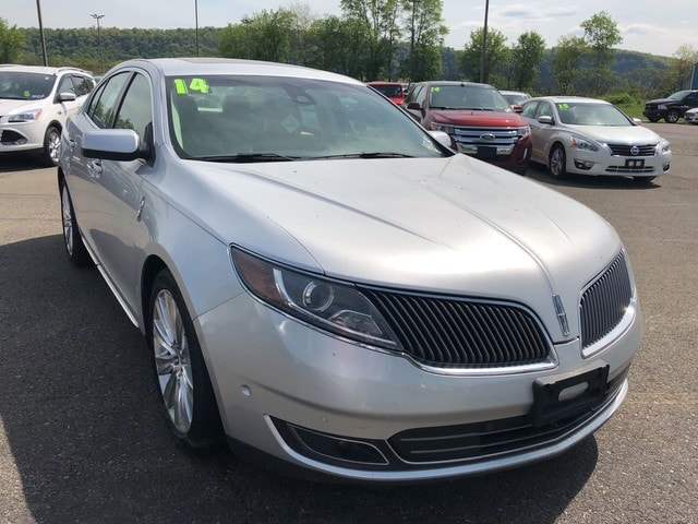 2014 Lincoln MKS 3.5L EcoBoost AWD Sedan