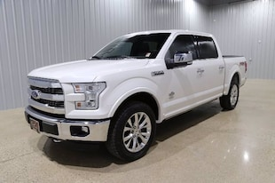 2015 Ford F-150 King-Ranch SuperCrew 5.5-ft. Bed 4WD Truck SuperCrew Cab