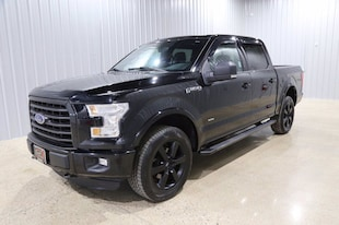 2016 Ford F-150 XLT SuperCrew 6.5-ft. Bed 4WD Truck SuperCrew Cab