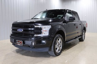 2019 Ford F-150 Lariat SuperCrew 5.5-ft. Bed 4WD Truck SuperCrew Cab