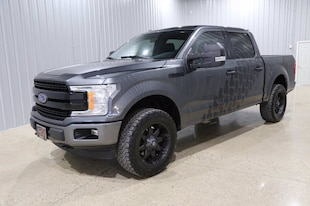 2018 Ford F-150 XLT SuperCrew 5.5-ft. Bed 4WD Truck SuperCrew Cab
