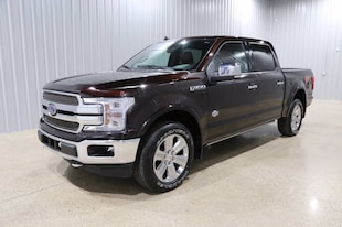 2018 Ford F-150 King-Ranch SuperCrew 5.5-ft. 4WD Truck SuperCrew Cab