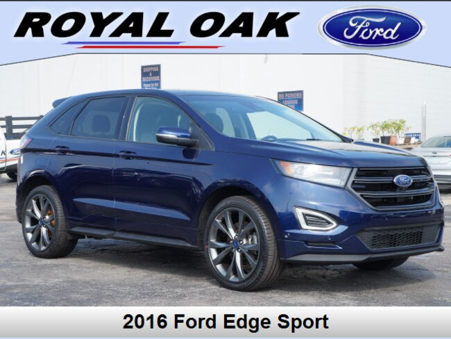 2016 Ford Edge Sport SUV