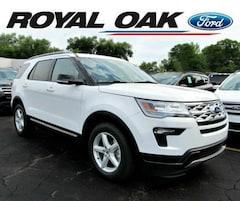New 2019 Ford Explorer XLT SUV in Royal Oak, MI