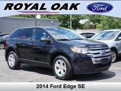 Used 2014 Ford Edge SE SUV in Royal Oak, MI