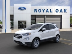 New 2020 Ford EcoSport SE Crossover in Royal Oak, MI
