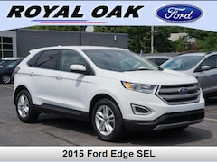 Used 2015 Ford Edge SEL SUV in Royal Oak, MI