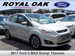 Used 2017 Ford C-Max Energi Titanium Hatchback in Royal Oak, MI