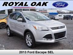 Used 2013 Ford Escape SEL SUV in Royal Oak, MI