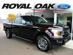 New 2019 Ford F-150 XLT Truck SuperCab Styleside in Royal Oak, MI