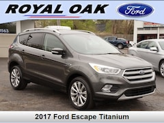 Used 2017 Ford Escape Titanium SUV in Royal Oak, MI