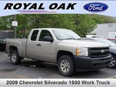 2009 Chevrolet Silverado 1500 Truck Extended Cab