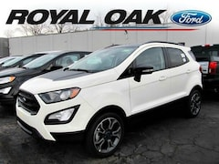 New 2019 Ford EcoSport SES SUV in Royal Oak, MI