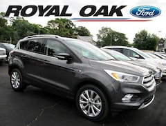 New 2019 Ford Escape SEL SUV in Royal Oak, MI