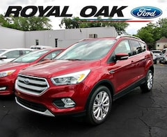 New 2019 Ford Escape SEL SUV in Royal Oak, MI