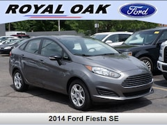 Used 2014 Ford Fiesta SE Sedan in Royal Oak, MI