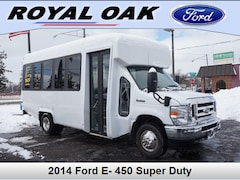 Used 2014 Ford E-450 Cutaway Base Truck in Royal Oak, MI