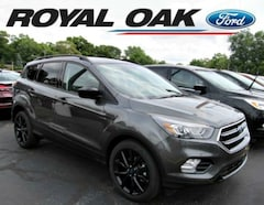 New 2019 Ford Escape SE SUV in Royal Oak, MI