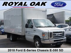 Used 2018 Ford E-350 Cutaway Base Truck in Royal Oak, MI