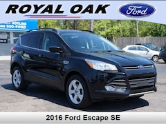 Used 2016 Ford Escape SE SUV in Royal Oak, MI