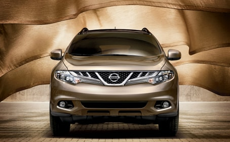 2013 Nissan Murano Exterior Front End