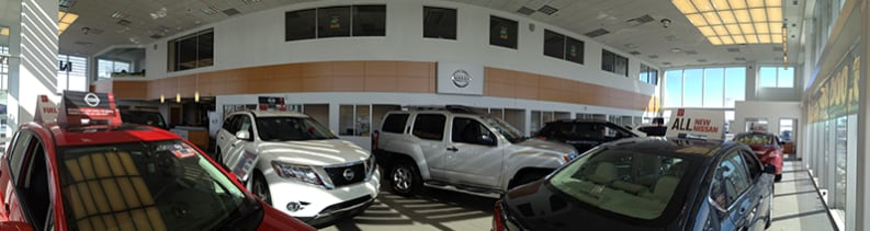 Nissan Calgary Dealership