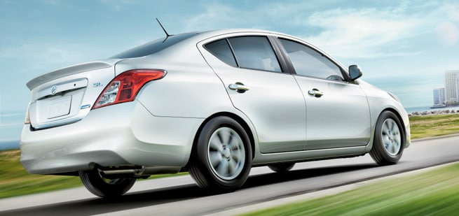 2013 Nissan Versa Sedan SL For Sale in Calgary, AB