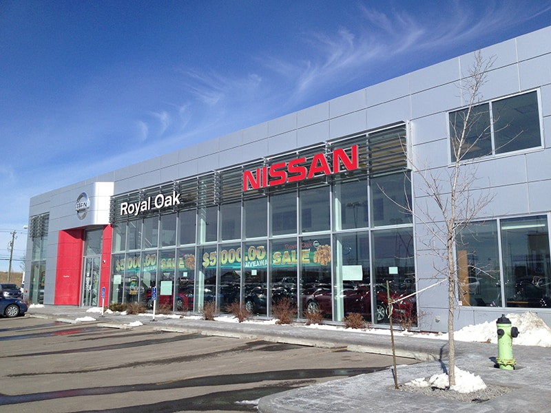 Buying a Nissan Certified Pre-Owned Car in Calgary