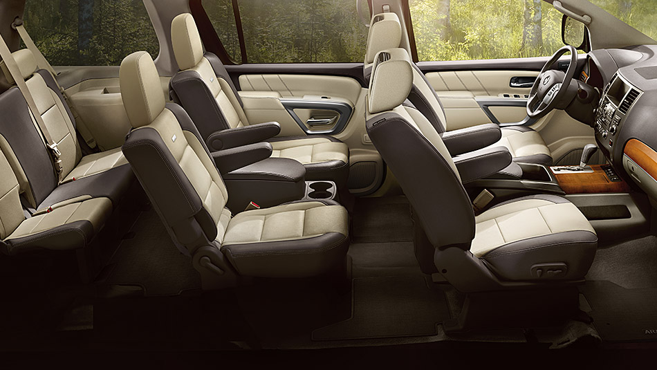 2015 Nissan Armada For Sale At Royal Oak Nissan In