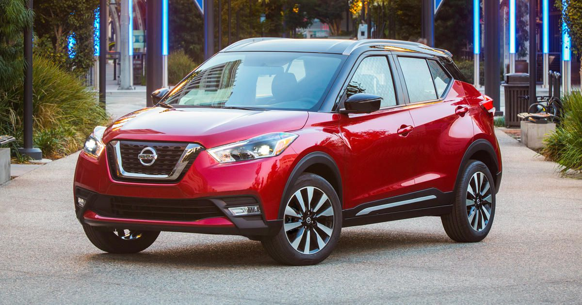 2018 Nissan Kicks for Sale Calgary, AB | Royal Oak Nissan