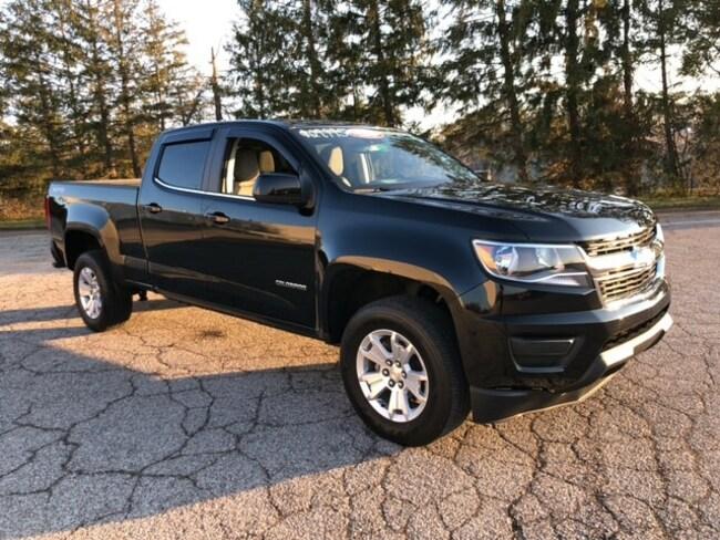 2016 Chevrolet Colorado LT Truck Crew Cab