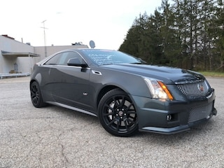 Used 2012 CADILLAC CTS-V Base Coupe 1G6DV1EPXC0112021 S7740A in Bloomington, IN