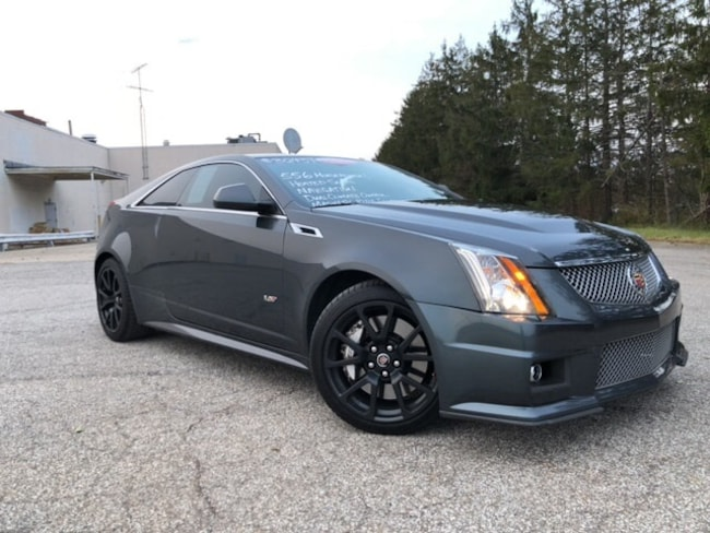2012 CADILLAC CTS-V Base Coupe