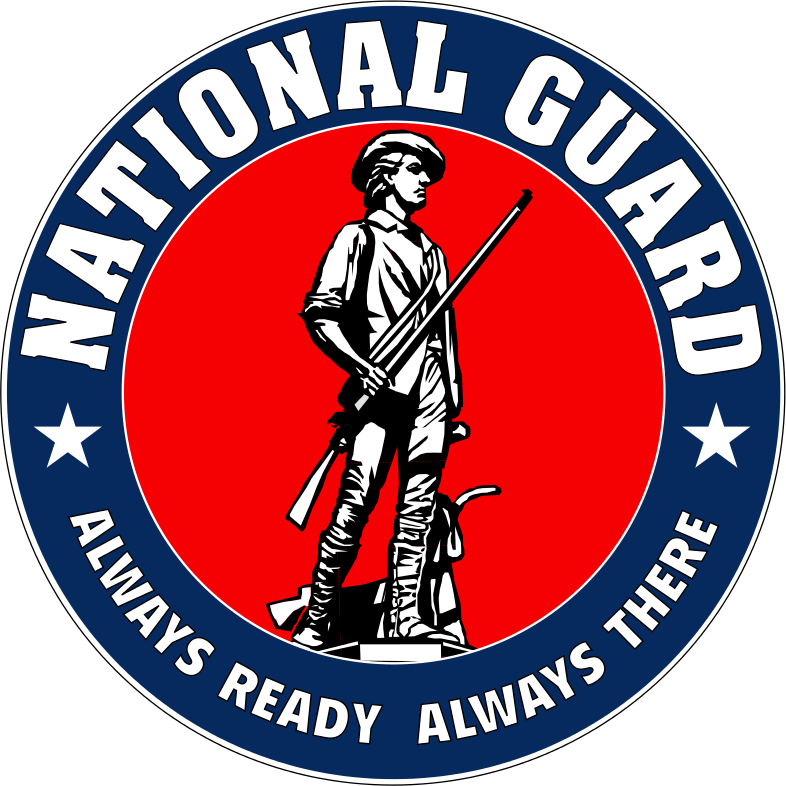 US National Guard Logo