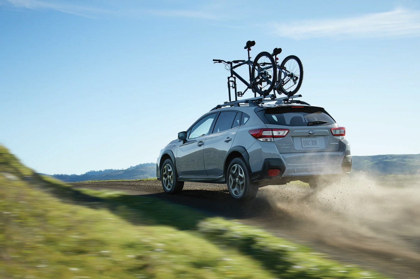 2018 Subaru Crosstrek Off-Road