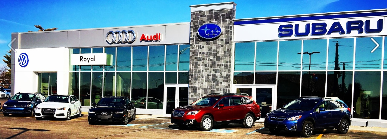 Royal Subaru Dealership near Indianapolis