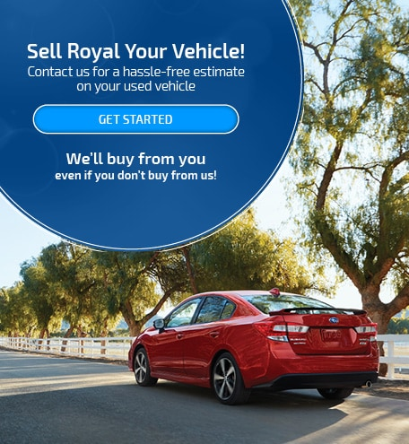 Sell Royal Your Vehicle!