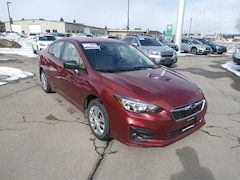 New 2019 Subaru Impreza 2.0i Sedan 4S3GKAA68K3612210 in Cortland, NY