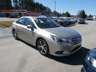 Certified Pre-Owned 2016 Subaru Legacy 2.5i Limited Sedan for Sale in Cortland NY