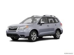 Used 2016 Subaru Forester 2.5i Premium SUV JF2SJADC8GH540211 in Cortland, NY