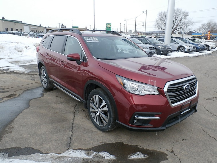 New 2019 Subaru Ascent Limited 8-Passenger SUV in Cortland, NY