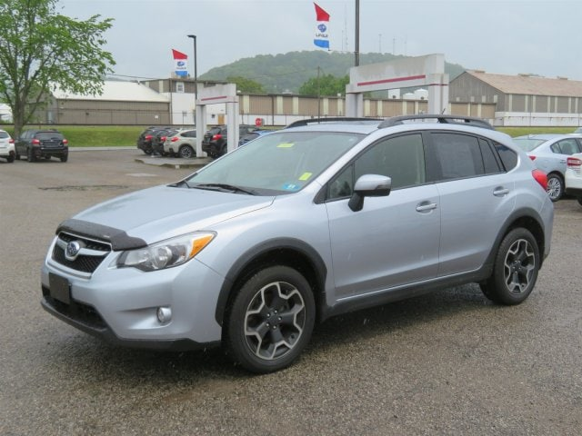 2015 Subaru XV Crosstrek Limited CVT 2.0i Limited